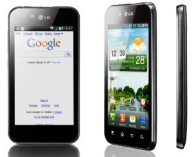 LG Optimus Black, World's Thinnest Smartphone 2011