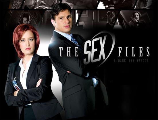 Секс файлы темная пародия xxx смотреть онлайн 29