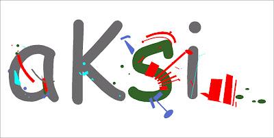 """Aksi Müzik Grubu - Aksi Music Band"""" logo"""