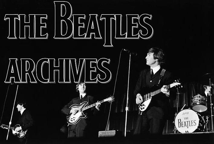 The Beatles Archives - Fotos e fatos da melhor banda de todos os tempos.