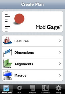 Application Iphone la plus chère : MobiGage NDI