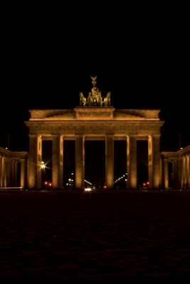 Fond d'écran Berlin - Porte de Brandebourg