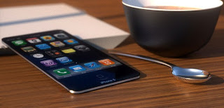 Concept de design pour l'iPhone 5