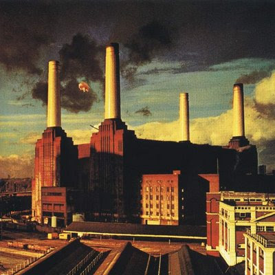 Pink Floyd Animals Album Cover Pig Photo At Battersea Power Station