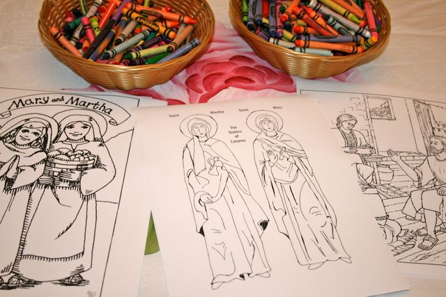 Coloring Pages & Copywork ~ title=