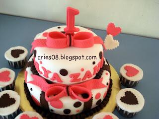 Shyieda Gateaux Homemade Melaka Alya Zahras Cakes