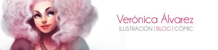 El blog de Verónica Álvarez - Ilustradora