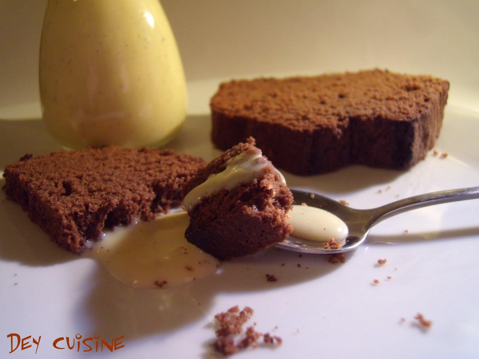 Le Sublime Cake Au Chocolat De Maja