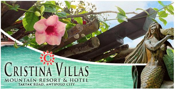 Cristina+villas+resort+in+antipolo