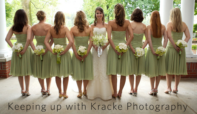 Keeping up with Kracke Photography