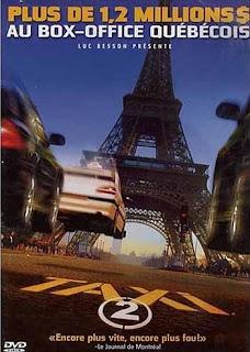 Taxi 2 cine online gratis