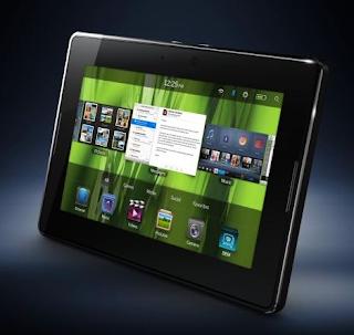 Spesifikasi dan Harga BlackBerry PlayBook