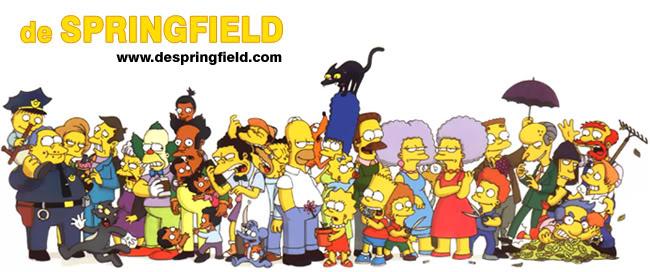 De Springfield - Los Simpson: artículos originales, noticias, imágenes y videos en línea
