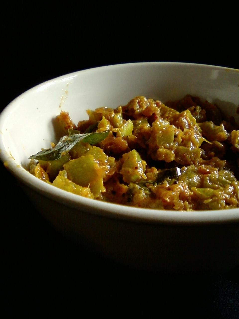 Potlakaya chutney recipe pudalangai chutney snake gourd chutney