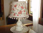Se volete dare una veste nuova alla vostra vecchia lampada non esitate a contattarmi!!!