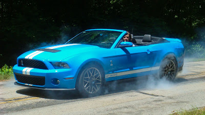 2011+shelby+gt500 2011 Shelby GT500 First Drive
