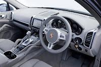 2010 Porsche Cayenne Diesel Interior View Review : 2010 Porsche Cayenne Diesel 3.0 TDI First Drive