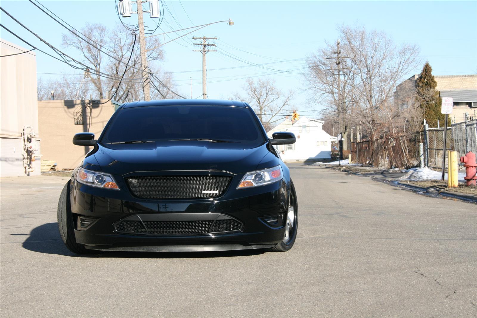 2010 Ford Taurus Sho Custom Www Pixshark Com Images