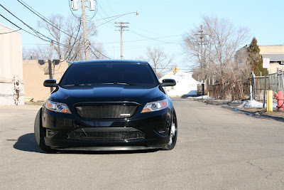 2010+Mobsteel+Ford+Taurus+SHO+First+Drive+ Review & Test Drive : 2010 Mobsteel Ford Taurus SHO   First Drive