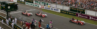 audi motorsport 100613 lemans AUDI Win Record Breaking Le Mans
