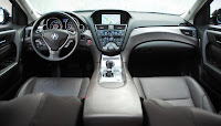 2010AcuraZDXDashboard001small 2010 Acura ZDX Photos, Reviews & Test Drives