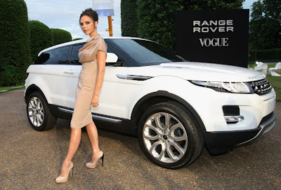 Range Rover Evoque 3 2011 Range Rover Evoque Revealed   Video Gallery