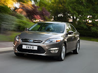 mondeo04 Ford Reveals New 2011 Mondeo with 237 hp 2.0L Ecoboost