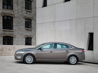 mondeo03 Ford Reveals New 2011 Mondeo with 237 hp 2.0L Ecoboost