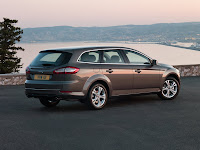 mondeo06 Ford Reveals New 2011 Mondeo with 237 hp 2.0L Ecoboost