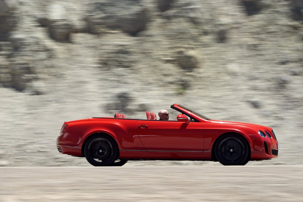 2011 Bentley Continental Supersports convertible Pics