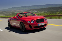2011 bentley continental supersports convertible front drive 2011 Bentley Continental Supersports Convertible Video Gallery