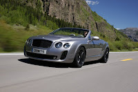 2011 bentley continental supersports convertible drive 3 2011 Bentley Continental Supersports Convertible Video Gallery