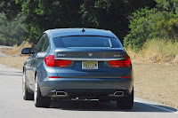 2010BMW550iGTRearActionTwo001small 2010 BMW 550i GT Review & Test Drive