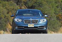 2010BMW550iGTHeadonActionHouseLowAngleTwo001small 2010 BMW 550i GT Review & Test Drive