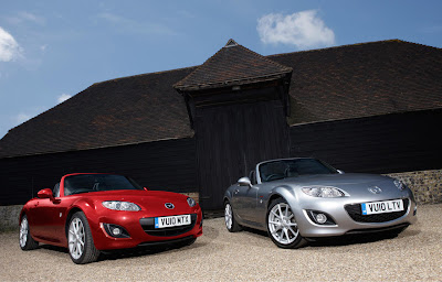 06mazdamiyakouk Mazda MX 5 Miyako Edition for the UK   News & Photos