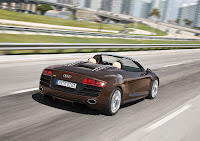 r8090058 large New Audi 4.2 V8 powered R8 Spyder Photos