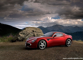 Alfa Romeo 8c Competizione 2007 1600x1200 wallpaper 04 Hidh Resolution Car Wallpapers From machinespider