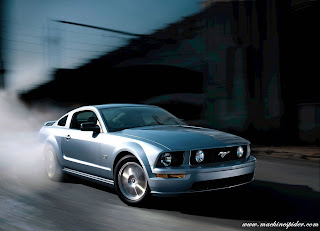 Ford Mustang GT 2005 1600x1200 wallpaper 01 Hidh Resolution Car Wallpapers From machinespider