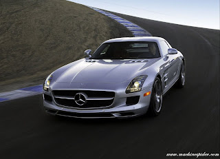 Mercedes Benz SLS AMG US Version 2011 1600x1200 wallpaper 01 Hidh Resolution Car Wallpapers From machinespider