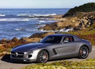 Mercedes Benz SLS AMG US Version 2011 1600x1200 wallpaper 18 Hidh Resolution Car Wallpapers From machinespider