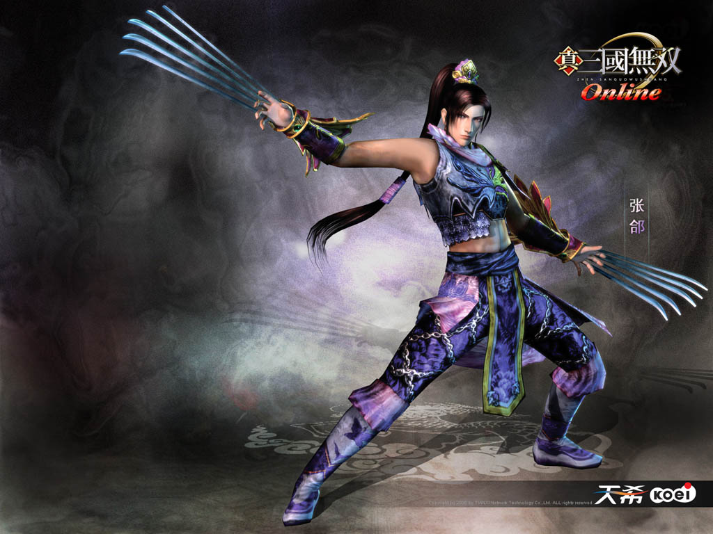 Dynasty Warriors HD & Widescreen Wallpaper 0.496287332870338