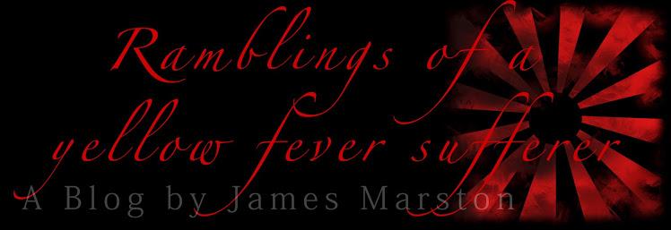 Ramblings of a yellow fever sufferer