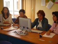 cursillo nuevas tecnologias, Asoc. Mujeres NUEVA OLA de Peñuelas (Granada)