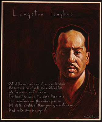 an analysis of hughes and his women Who was langston hughes langston hughes was born on february 1, 1902, in joplin, missouri he published his first poem in 1921 he attended columbia university, but.