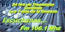 Radio FM Maná 106.1 Mhz