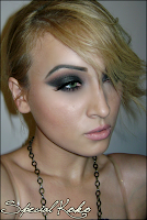 smokey make-up looks