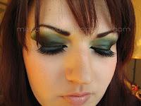 dark makeup