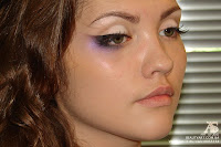 party makeup look