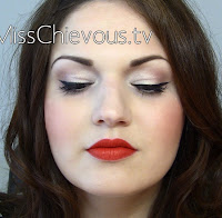 elegant party makeup