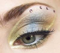 fairytale makeup look